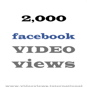buy 2k facebook views