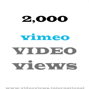 buy 2k vimeo views