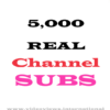 buy 5000 youtube subscribers