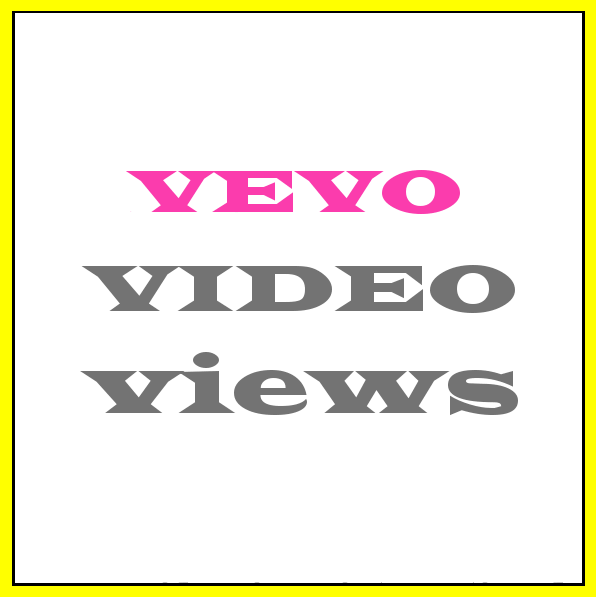 Vevo views