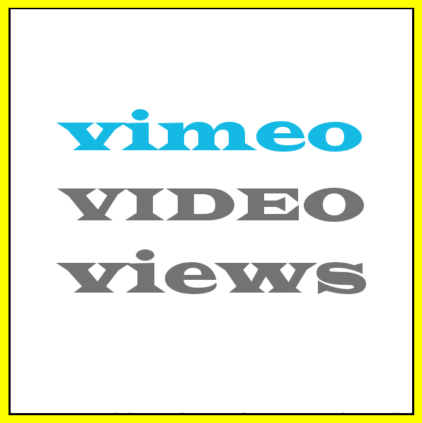 Vimeo views