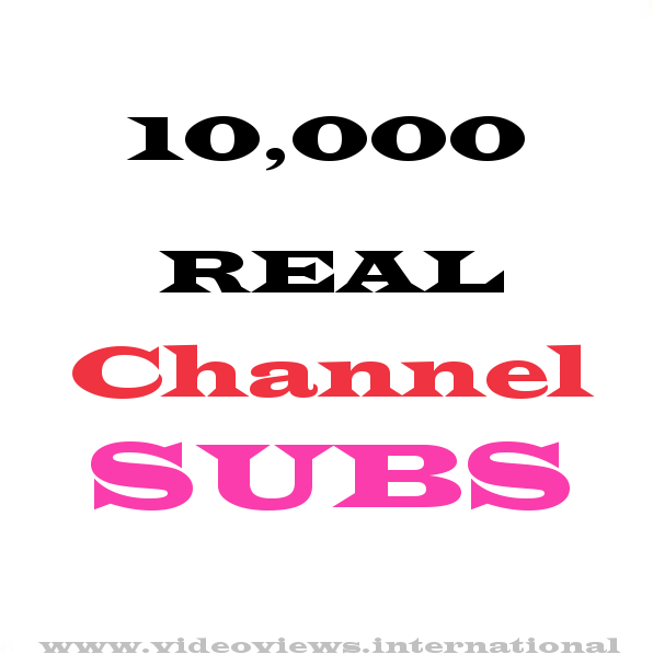 buy 10,000 youtube subscribers