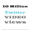 buy 10 million twitter views