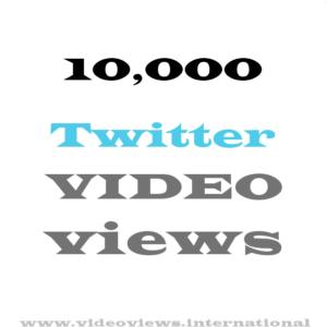 buy 10k twitter views