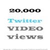 buy 20k twitter views