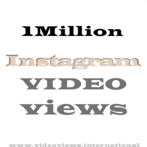 buy 1 million instagram views