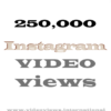 buy 250k instagram views